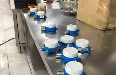 酒店后厨安装明仕手机版客户端探测器项目